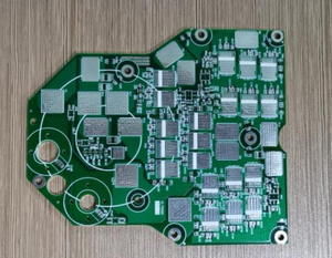 4L of one side aluminum PCB 2W 35UM HAL LF