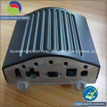 Aluminum Casting Case with I / O Ports for Telcom Device