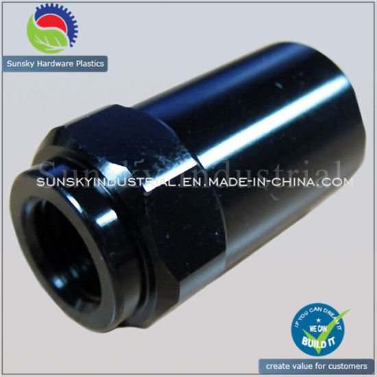 CNC Machining Shaft Sleeve for Motor Items Abel (ST13034)