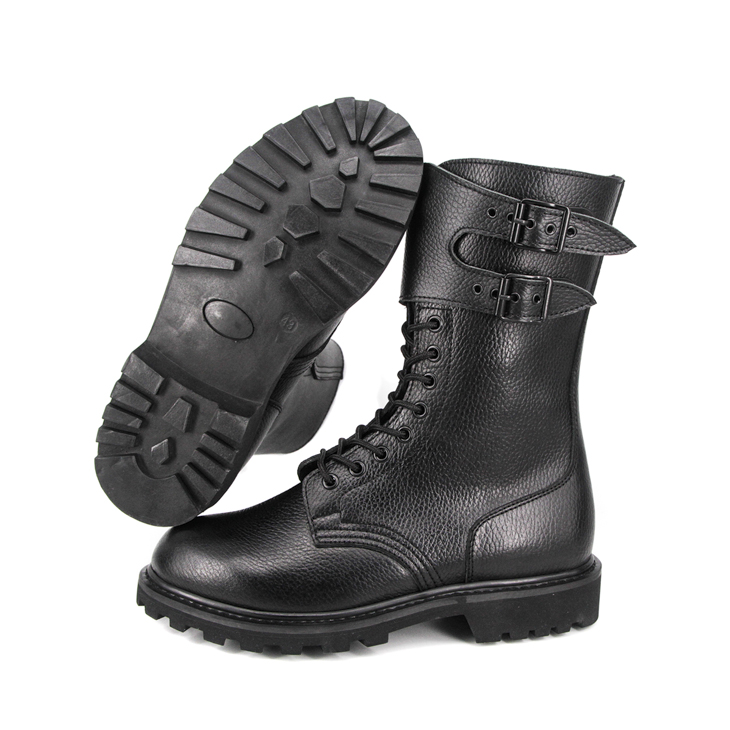 6202-6 milforce military leather boots