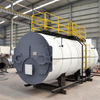 Oil Gas Fired Hot Water Boiler