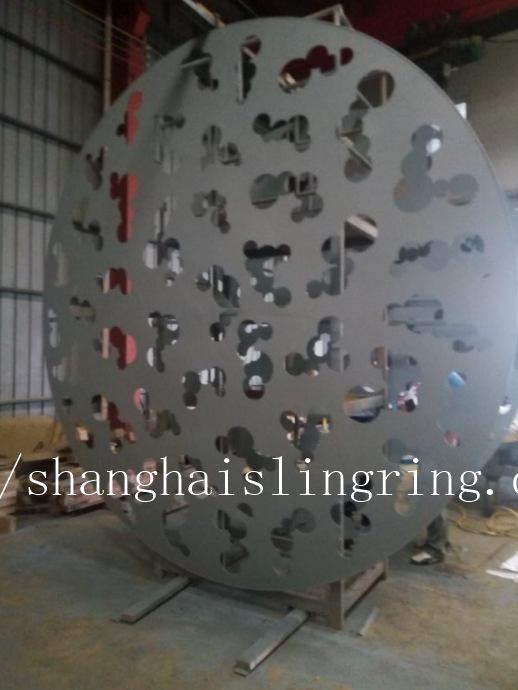 Steel Disc for outdoor use