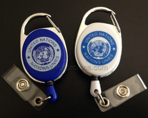 United Nation Staff Badge Reel