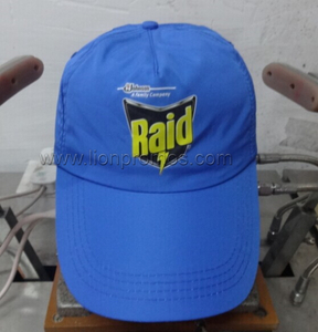 SC Johnson Raid Logo Events Promotional Gift Sports Cap