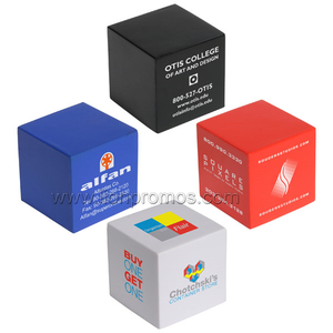 PU Cube,PU Star,PU Drop,PU Diamond Shape Advertising Gift