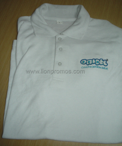 Oridel Promotional Gift Cotton Jersey Polo Shirt