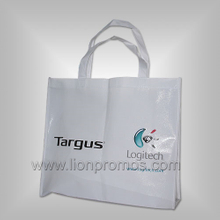 Colorful Logo Printed Laminated Non Woven TNT Shopping Bag