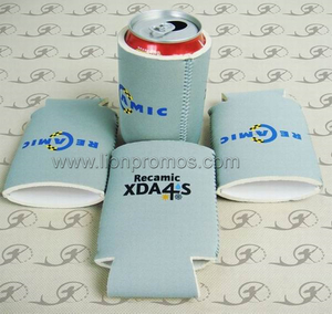Beer Summer Gifts 3MM Neoprene Bottle Koozie
