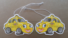 Car Shape Air Freshener