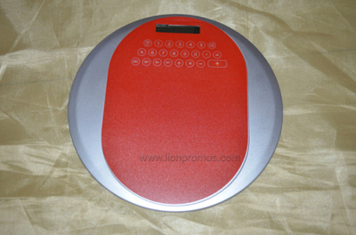 Digital Gift Mouse Pad with 8 Digits Calculator