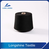 Black T/R Polyester Viscose Yarn For Making Denim Fabric