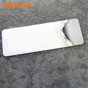 HIGH QUALITY CUSTOMIZED PRINTED UHF RFID ON METAL TAG FOR FIXED ASSETS