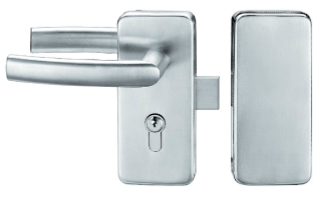 Glass door lock FS-203A