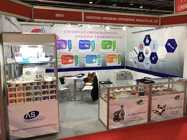 AS-ortho February 2018 in Dubai Dental Exhibition