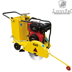 Portable Hand Diesel Concrete Wall Block Cutter Saw Asphalt Cutting Concrete Road Cutting Machine