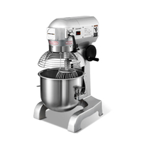 Planetary Mixer Manufacturer ZB20 3-Speed Multi-functional Food Mixer