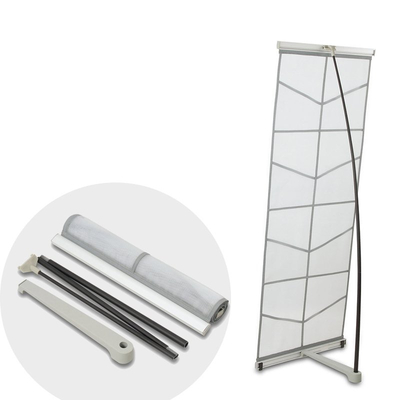 Wholesale Cheap Quality Magazine/Brochure/Catalogue Mesh Fabric Pocket Display Stand, A4 Metal Foldable Booklet Holder Mesh Brochure Display Stand