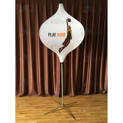 Lantern Display Banner Pole, New! ! ! Three-Dimensional Outdoor Advertising Display Lantern Beach Flag Pole Banner