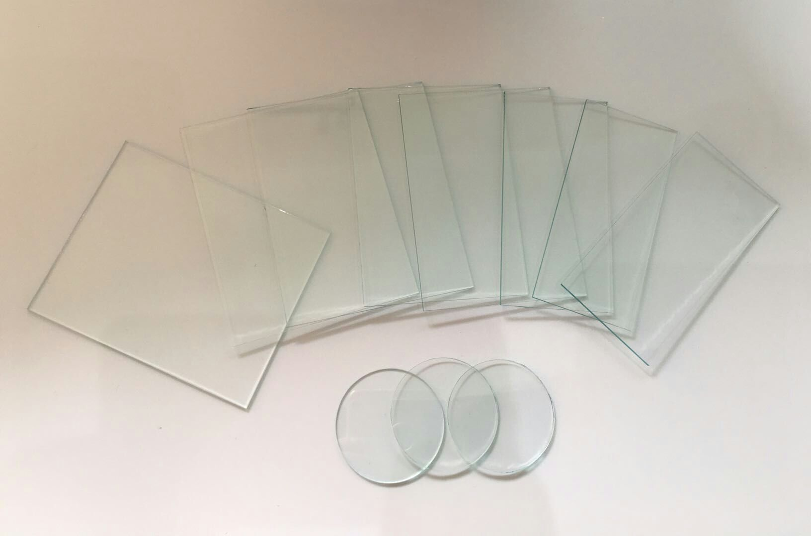 Clear Cover Glass
