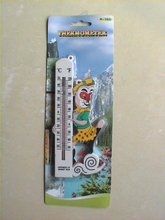 A010 Indoor Outdoor Plastic Thermometers