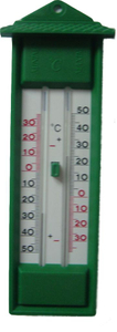 LX-310 Maximum and Minimum Thermometer