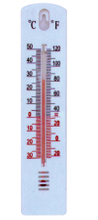 TP023 Garden Thermometer