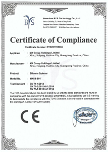 Certificate of Compliancee