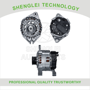 Car Alternator for Peugeot 405 (5705A4, 1040805003, 9603552680 12V 90A)