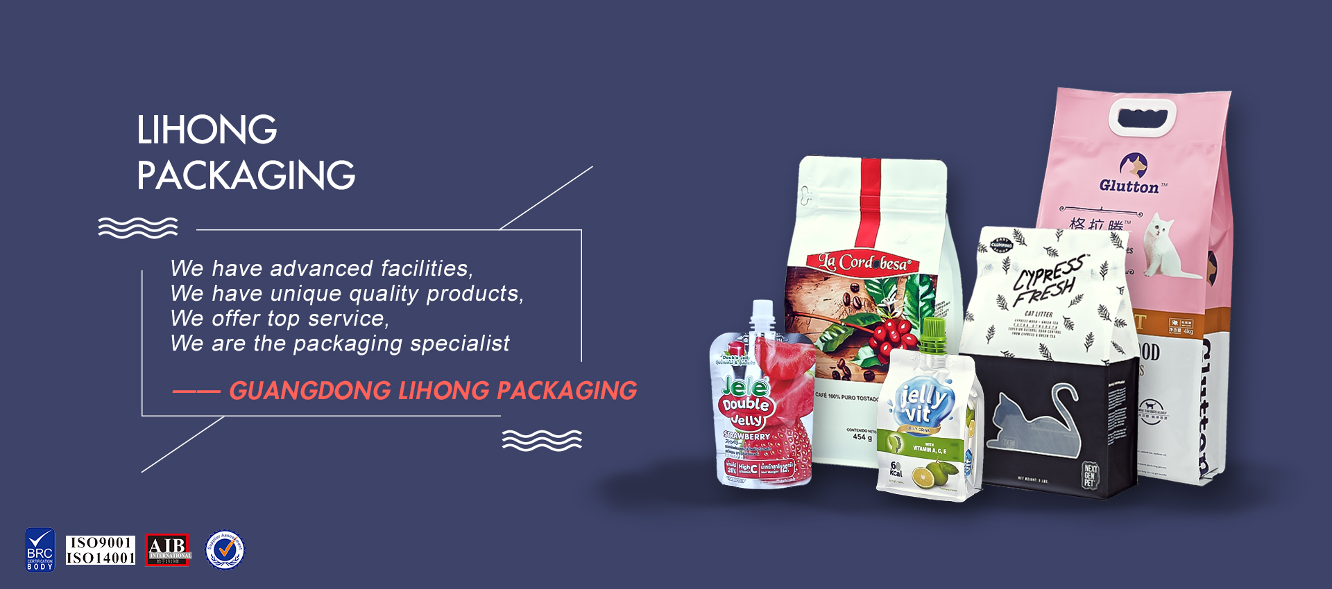 LIHONG PACKAGING