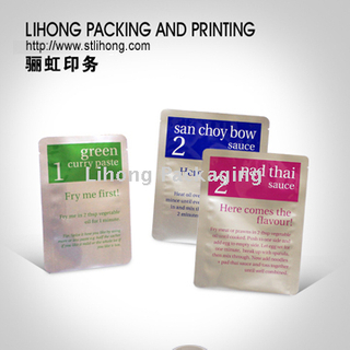 Retortable Food Packaging