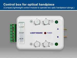 Control Box for Optical/Fiber Handpiece