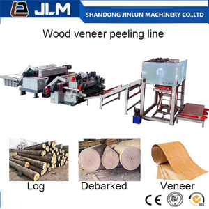 Automatic Plywood Production Line
