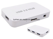 USB 3.0 Hub Slim Design