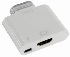 HDMI Conversion Kit for iPhone, iPad, iPod (APC-001)