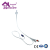 HK01d 100% Silicone Foley Catheter With Temperature Probe