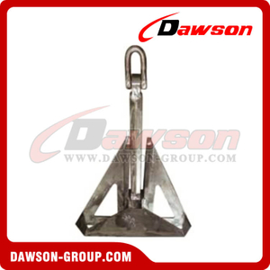 SS316 Delta Anchor / Stainless Steel Delta Anchor para navio