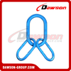 G100 / Grade 100 Master Link Assembly for Lifting Chain Slings