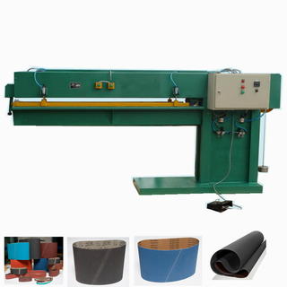 Joint press machine Roller press machine for wide belt