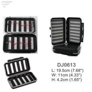 DJ0613 Foam Insert Waterproof Fly Tying Box