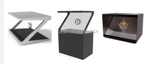 32′′ 3D Holographic Display 3D Pyramid