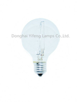 G125 Halogen Bulb with CE, RoHS Approved
