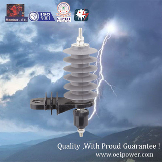 Yh6w-24 Sharp Head 6kv 24ka Surge Arrester