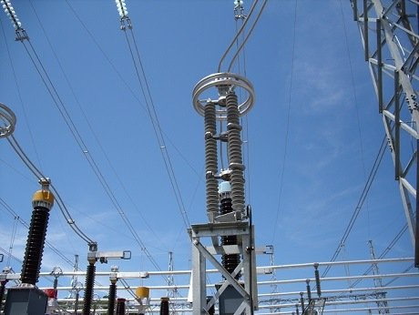 Lightning Arrester, Polymer Metal Oxide Surge Arrester 3-132kv, 10ka