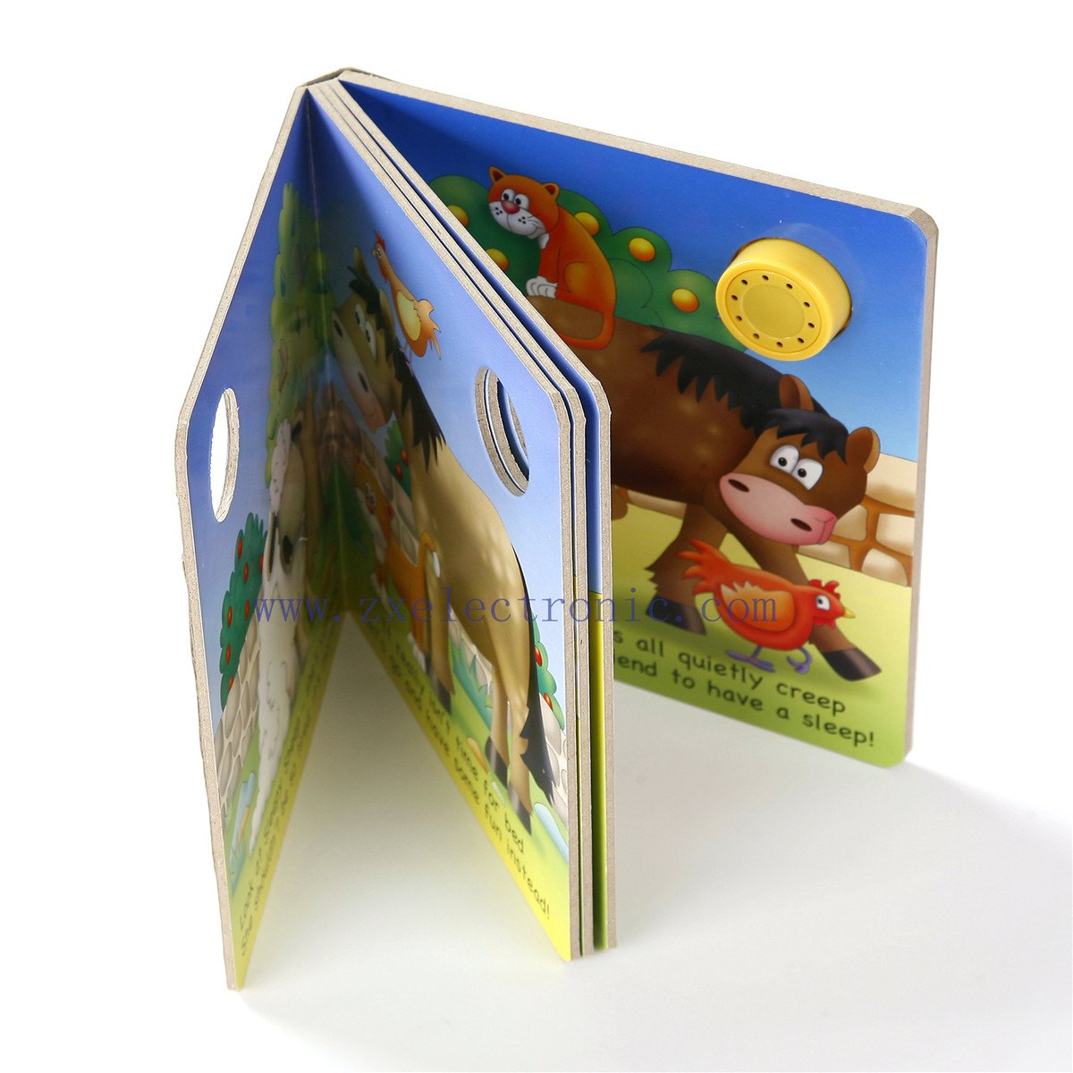 talking book for children