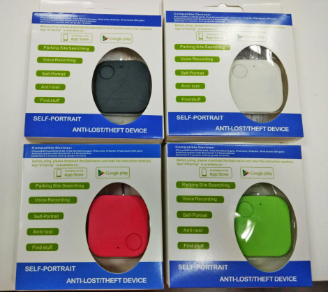 Anti-Lost key Locator blue-tooth key locator Blue-tooth Item Tracker Item TrackR for Personal Belongings