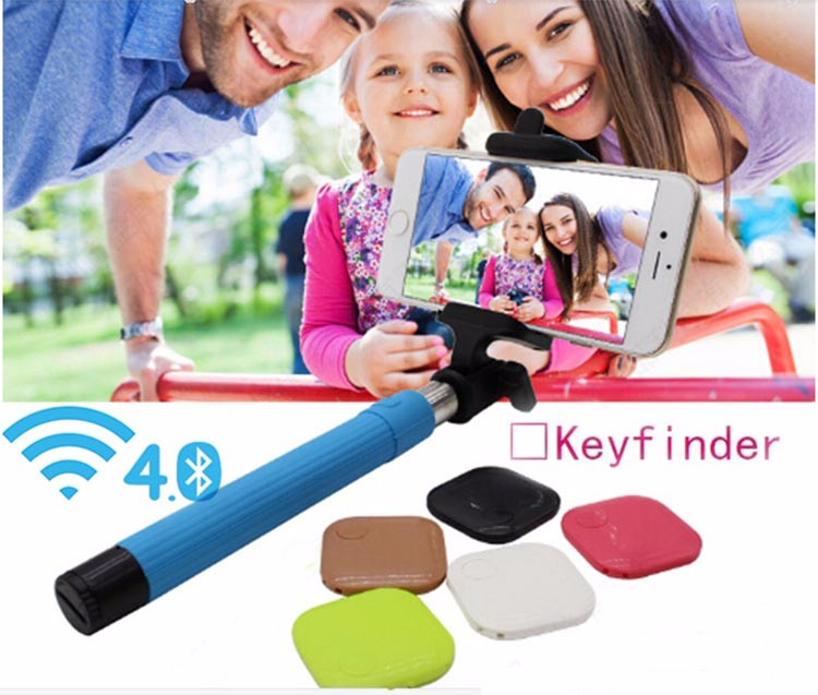 High-Tech Wireless Bluebluetooth Kids Tracker Key Finder Pet Tracker GPS Locatorfor Anti-lost