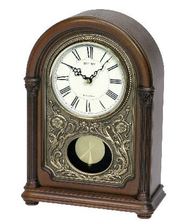 Wooden Desk Clock, Wooden Table Clock