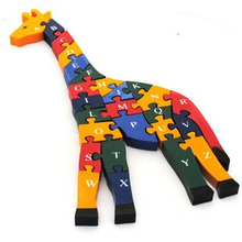 Children Wooden Jigsaw Puzzle
