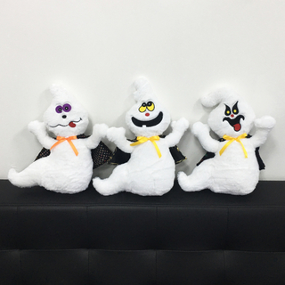2018 display party white ghost toys for halloween