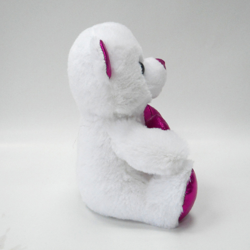 Cute Plush Valentine White Teddy Bear Small Plush Toy Bears